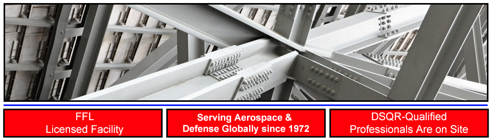 Poly-Metal Finishing, Inc - Serving Aerospace & Defense Global since 1972