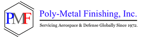 Logo, POLY-METAL FINISHING INC.  - Metal Finishing Company